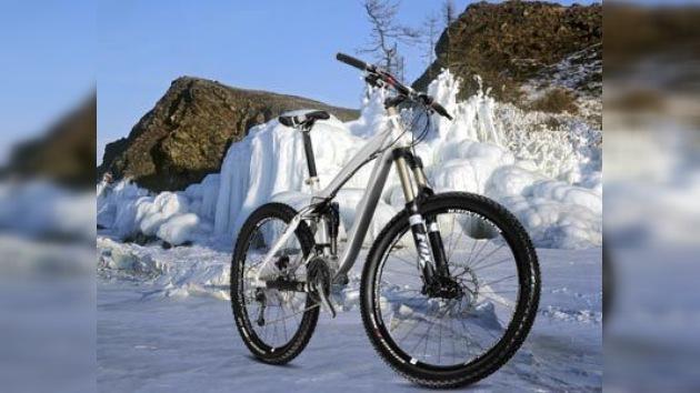 Un cicloturista alemán, hospitalizado en Siberia por congelamiento