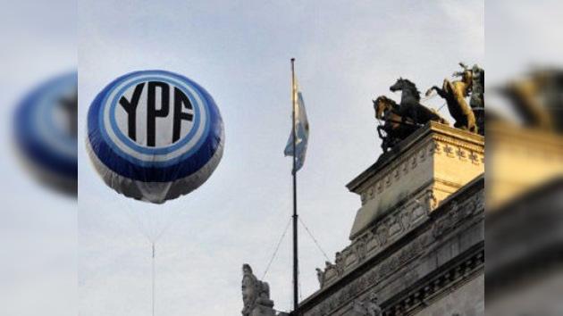 Congreso argentino aprueba ley para renacionalizar YPF