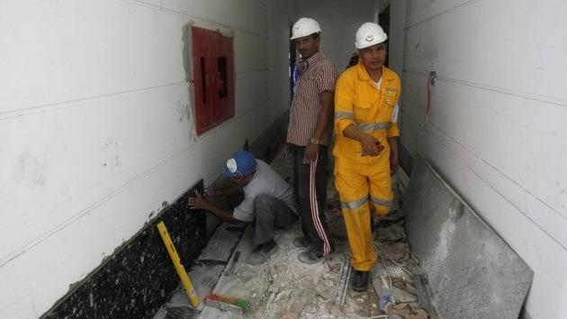 Ya son 1.200 los trabajadores inmigrantes muertos en las obras del mundial de Catar