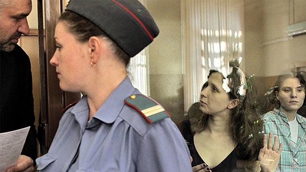 Interrogan al abogado de Pussy Riot por los disturbios en la marcha de la oposición