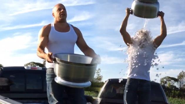'Desafío' al cubo de hielo: Vin Diesel lanza un reto a Vladímir Putin