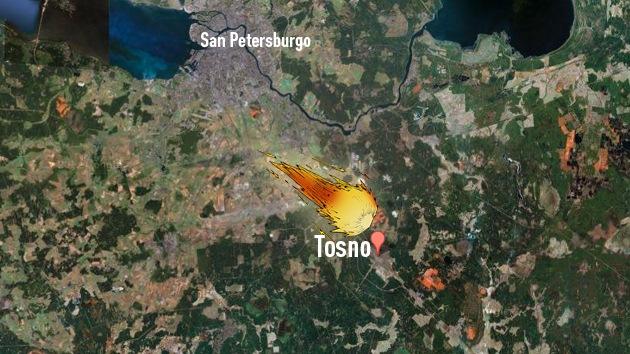 ¿Podría haber iluminado un nuevo meteorito el cielo de Rusia?