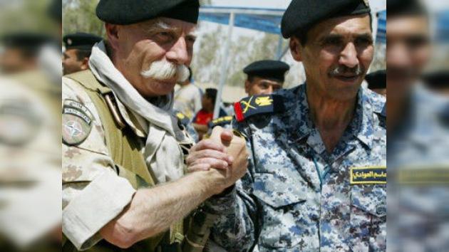La OTAN finaliza su misión de entrenamiento en Irak