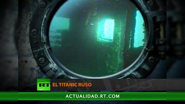 EL TITANIC RUSO