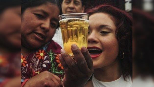 Tribu india pide 500 millones a las cerveceras por alcoholizar a su pueblo