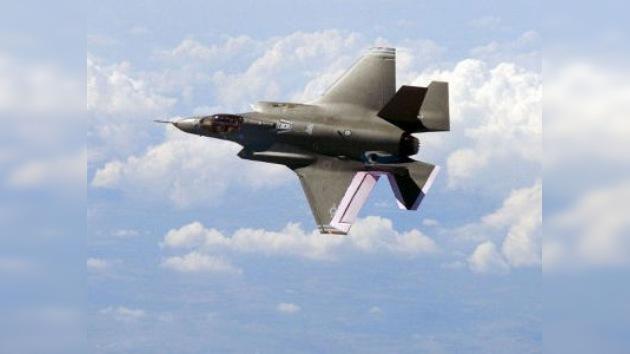 El proyecto del caza 'invisible' estadounidense sigue adelante pese a su alto coste