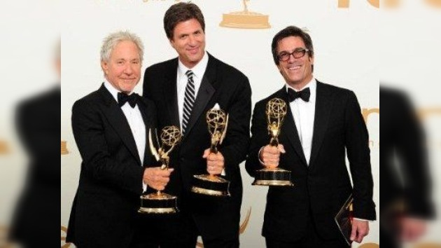 'Modern Family' y 'Mad Men' triunfan en los Emmy