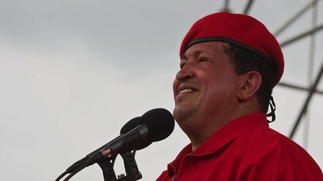 """Chávez está """"libre del cáncer"""" y listo para su campaña electoral"""