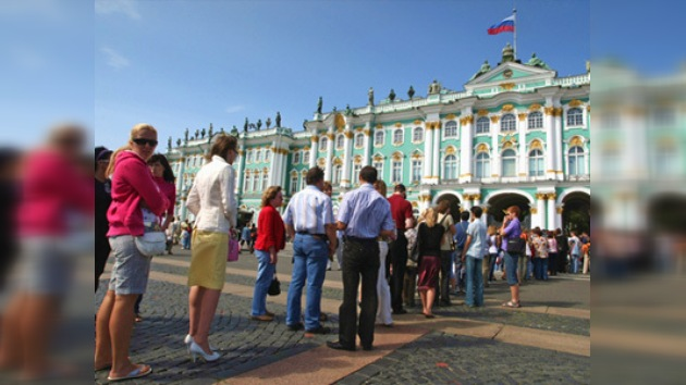 San Petersburgo entró en la lista de ciudades más turísticas de Europa