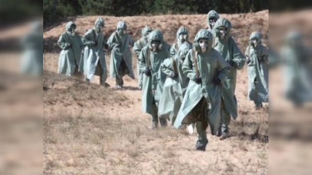 Rusia destruyó más del 45 % de sus armas químicas