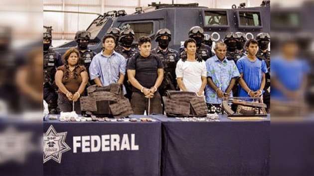 México: el saldo de 5 años de 'guerra' antidroga