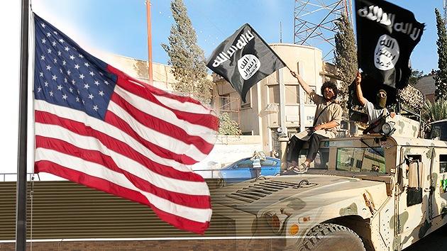 """""""¿Cuál es la mayor amenaza para la paz: EE.UU. o el Estado Islámico?"""""""