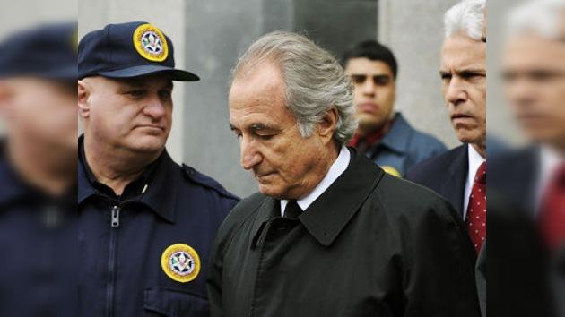 Bernard Madoff, trasladado a la clínica de la prisión