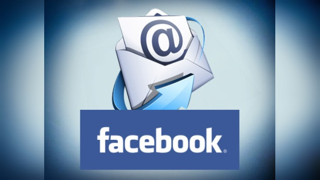 Facebook lanza su propio correo electrónico