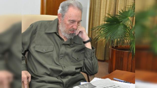 Castro advierte de la desaparición de la humanidad por una guerra nuclear