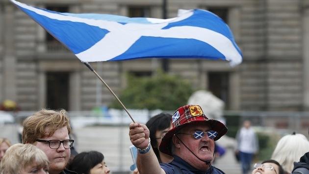 Exigen un nuevo referéndum en Escocia con un recuento de votos imparcial