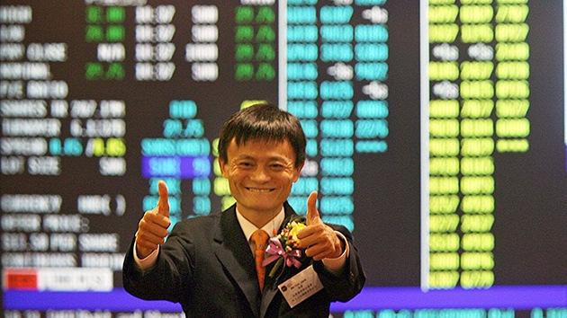 ¿Batirá el gigante chino Alibaba el récord en la Bolsa de Nueva York?