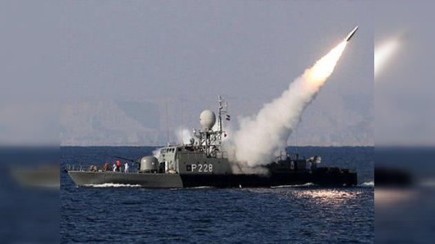 Irán prueba con éxito sus nuevos misiles de largo alcance