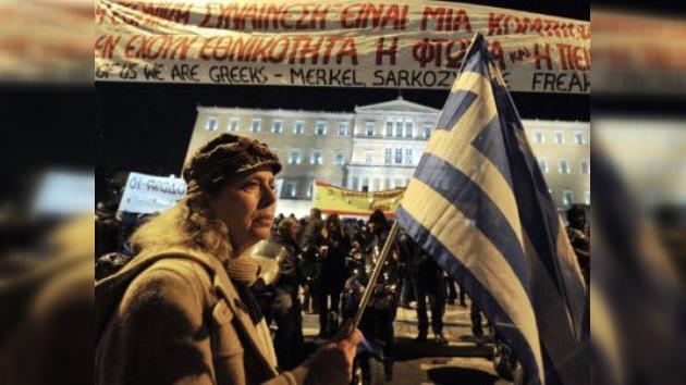 La UE alcanza un acuerdo sobre el segundo paquete de ayuda para Grecia
