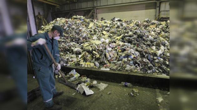 Moscú está lista para separar desechos y reciclar la basura