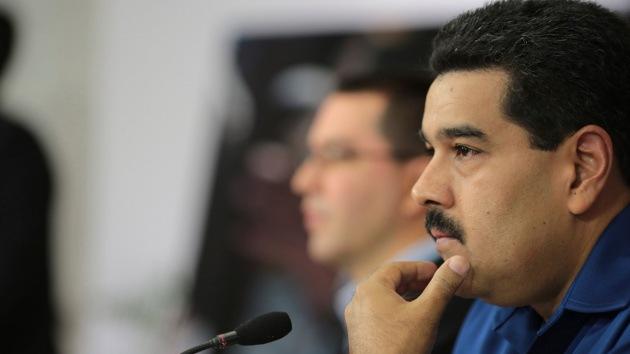 Maduro: El tráfico de drogas y la violencia vienen desde Colombia
