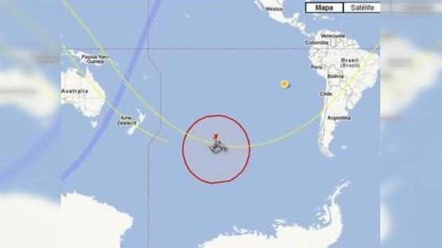 La nave Fobos-Grunt se estrellará contra la Tierra este domingo
