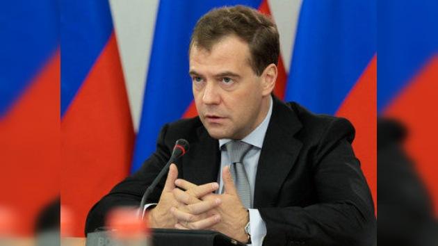 Se cumplen tres años de la presidencia de Dmitri Medvédev