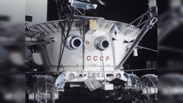 El primer vehículo lunar cumple 40 años