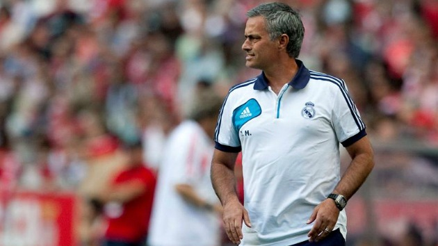 """Mourinho demanda al periodista que lo llamó """"nazi portugués"""""""