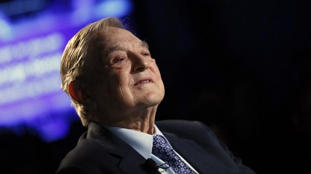 """George Soros: """"Alemania debe salir de la eurozona"""""""