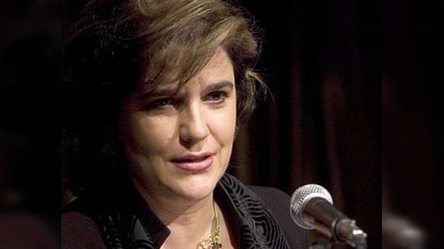 La periodista Pilar Rahola obtiene el premio Daniel Pearl