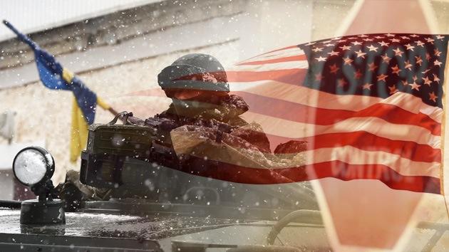 """Experto: """"EE.UU. quiere provocar una guerra civil en Ucrania"""""""