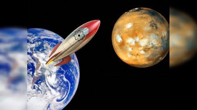 La nave que llevará seres humanos a Marte tendrá propulsión nuclear