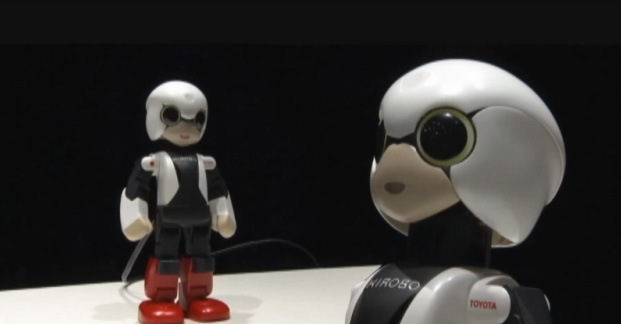 Japón envió al espacio un robot para hablar con los astronautas