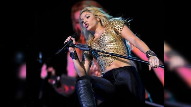 """Shakira celebró el incio de su """"Sale el Sol"""" en compañía de jugadores de Barça"""