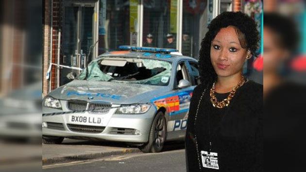 Arrestan a una embajadora olímpica por participar en los disturbios de Londres