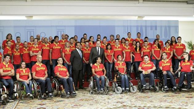 Los paralímpicos españoles, indignados por el apodo 'La Roja Coja'