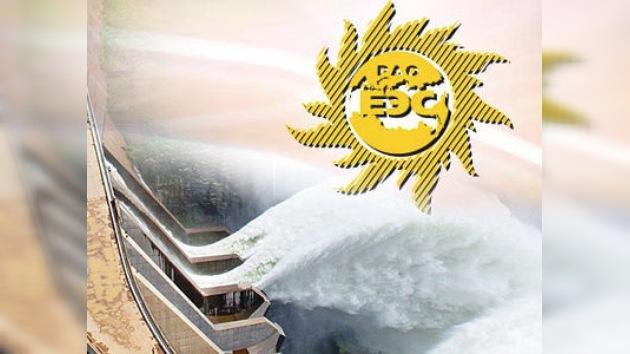 La Inter RAO rusa pondrá en marcha en el 2015 una gran hidroeléctrica en Ecuador