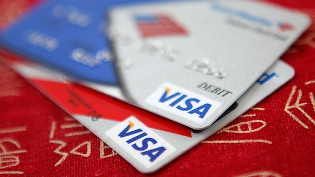 Un grave fallo de seguridad en las tarjetas Visa permite cargar hasta 999.999,99 dólares