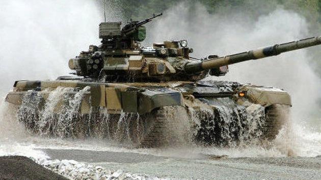 Perú muestra interés en probar el tanque ruso T-90S