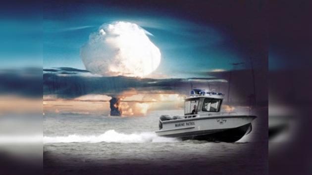 Los rusos emplearon una explosión nuclear para acabar con vertidos de crudo