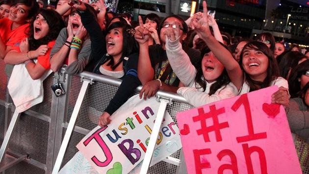 La ciencia demuestra que la obsesión por Bieber es más contagiosa que el sarampión