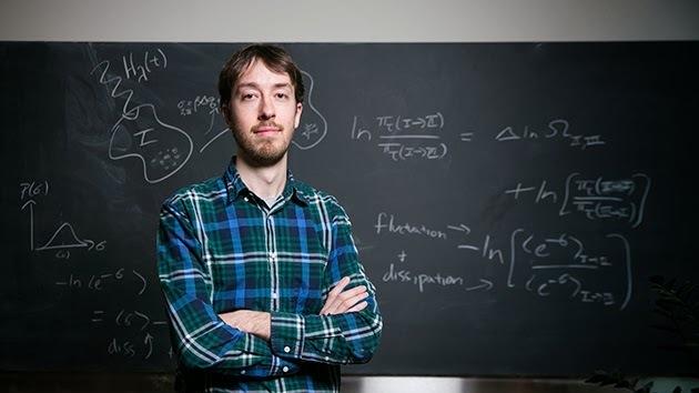 Un físico presenta una nueva y provocativa teoría de por qué existe la vida