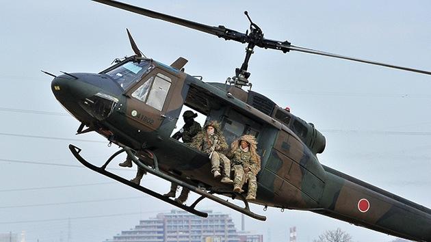 Japón realiza ejercicios de 'defensa de islas' en medio de su disputa territorial con China
