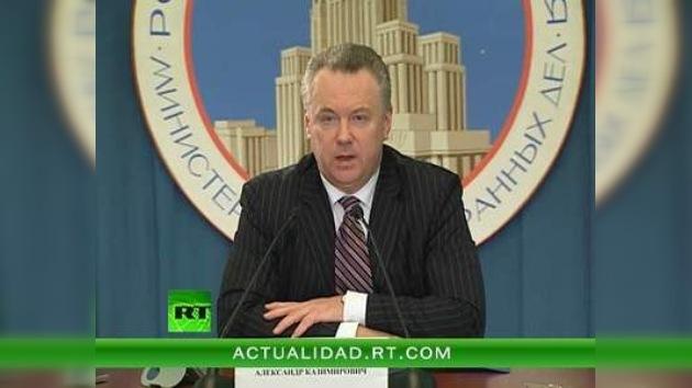 INFORME SEMANAL DEL MINISTERIO DE ASUNTOS EXTERIORES DE RUSIA