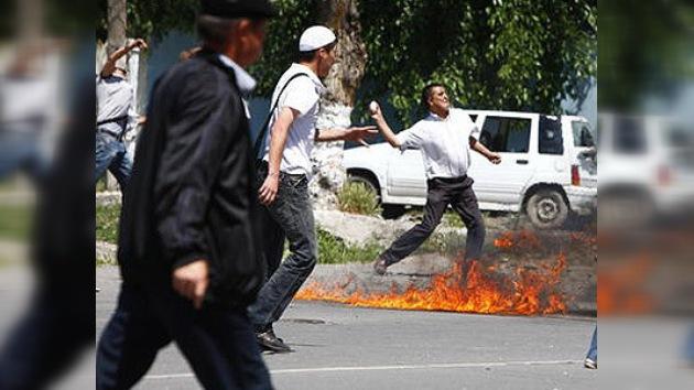 Cárteles de la droga provocan nuevos disturbios en Kirguistán