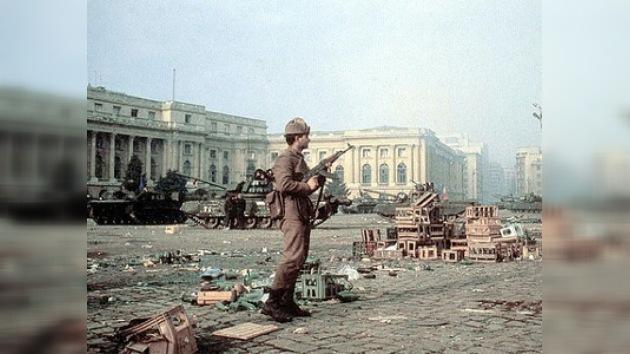 Rumania recuerda la revolución de 1989