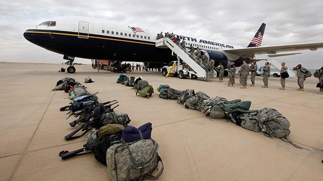 EE.UU. envía otros 130 consejeros militares a Irak