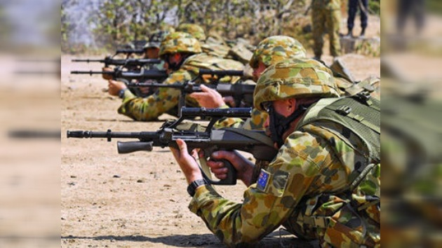 Ejército australiano está involucrado en un escándalo sexual