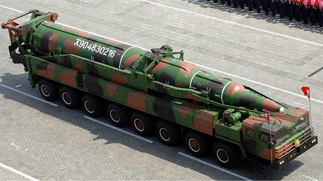 Seúl: Corea del Norte ultima los preparativos para el lanzamiento de misiles